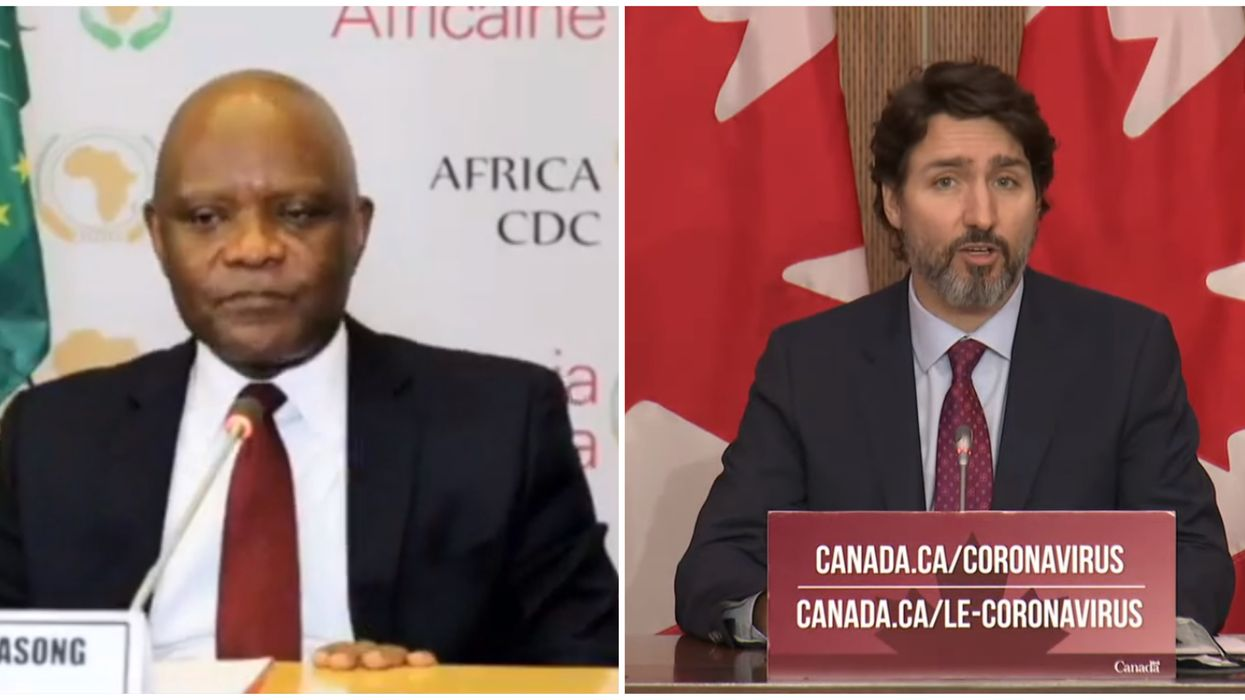COVID-19 Vaccine: An African Official Called Out Countries Like Canada For Buying Too Much