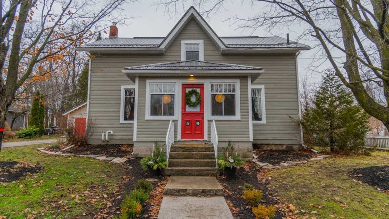 Ontario Home For Sale Is Under $500K & No Room Looks Alike