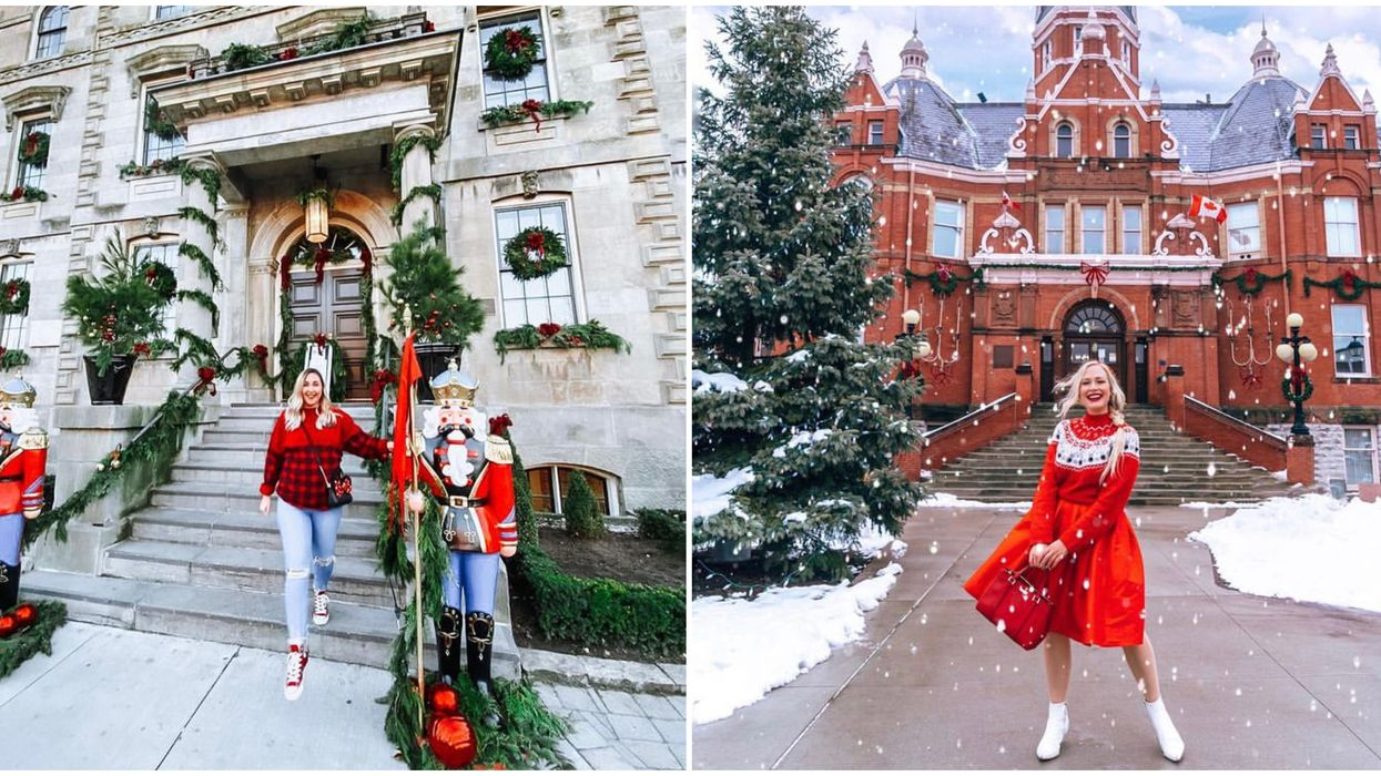9 Enchanting Places In Ontario That Are Straight Out Of A Christmas Movie