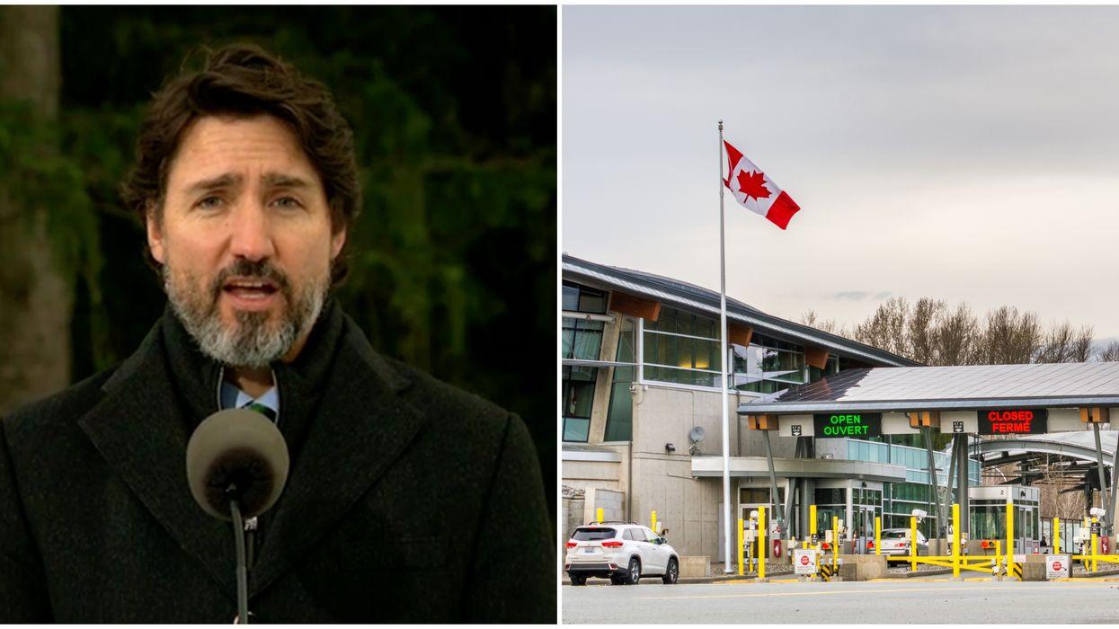 Frontière Canada-États-Unis: La fermeture est prolongée jusqu'en 2021