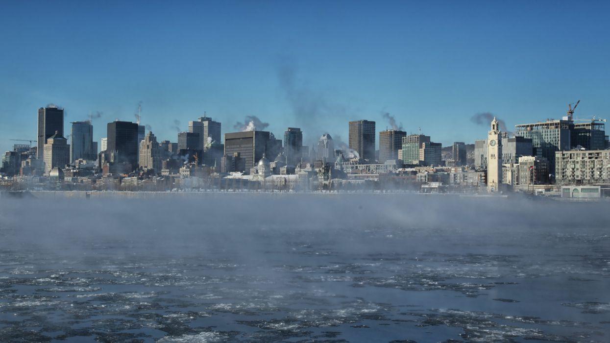 Des températures glaciales allant jusqu'à - 20 °C cette semaine à Montréal