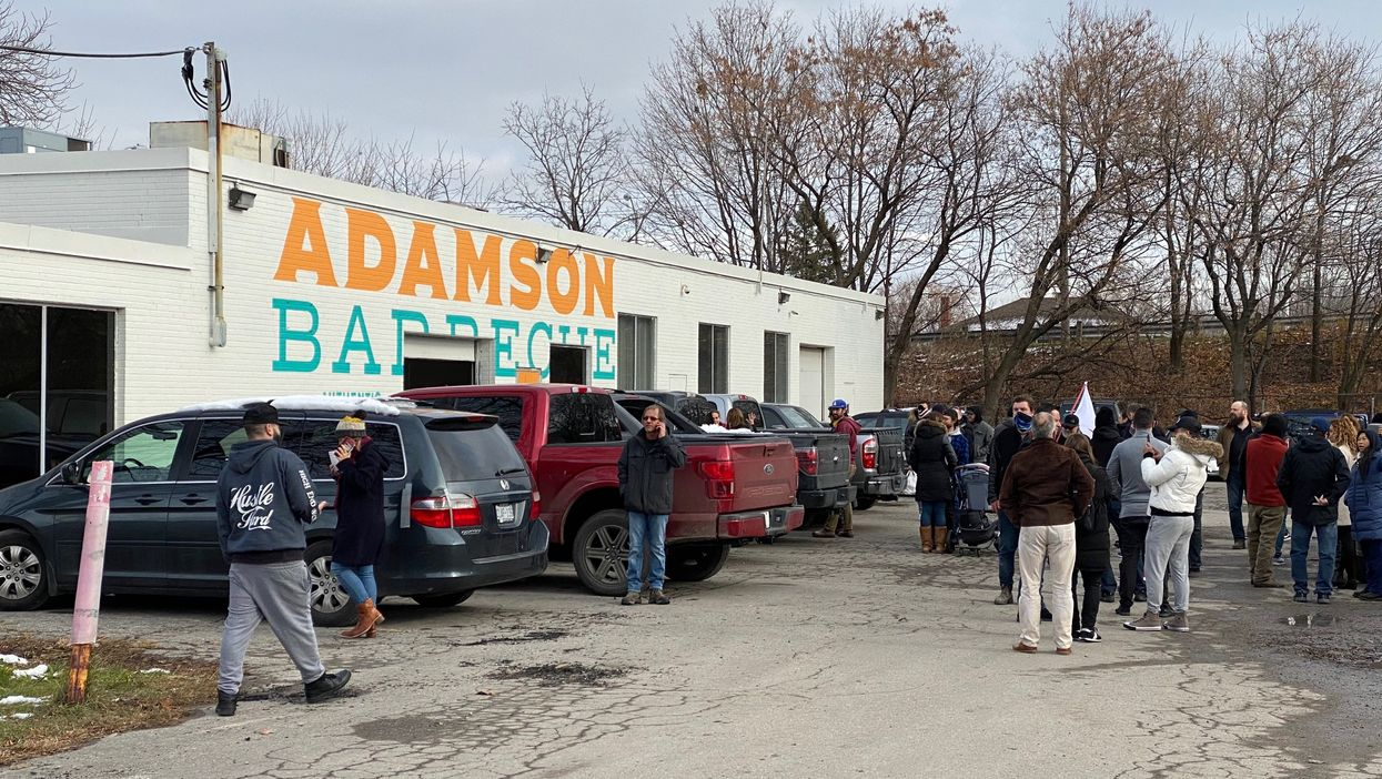 Adamson BBQ Is Officially Allowed To Reopen With Take-Out & Delivery Services