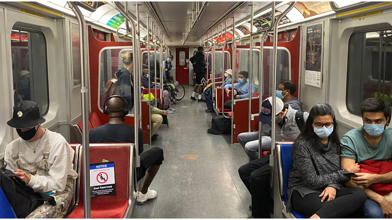 The TTC Has A Problem With 'Para-Military Enforcement & Compliance' Says Toronto Ombudsman