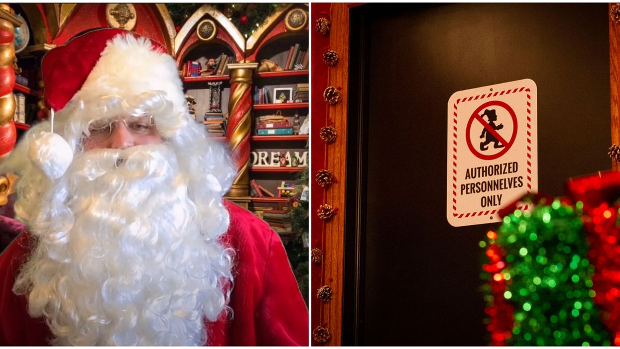 Ottawa Escape Room Has A New Holiday Theme Where You Need To Save Santa Claus