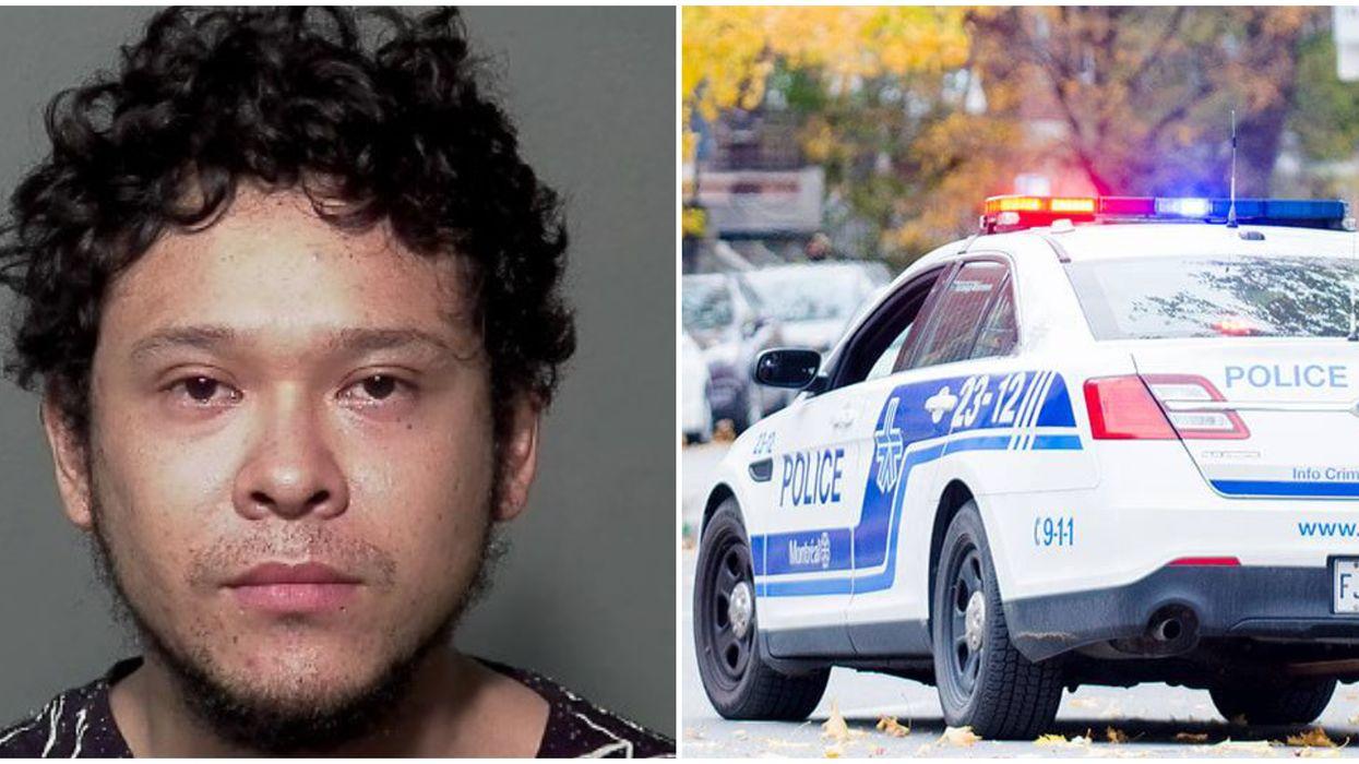 Une récompense de 2 000 $ est offerte pour retrouver ce présumé meurtrier à Montréal