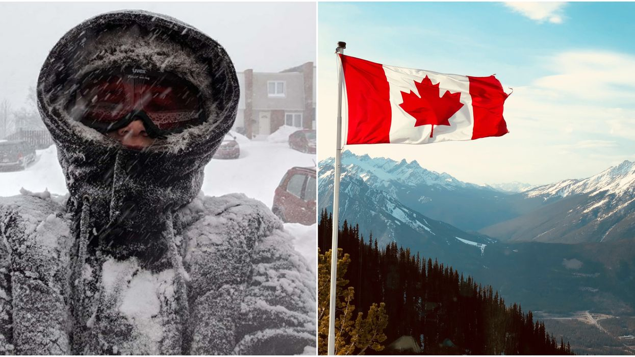 Canada's Top 10 Weather Stories In 2020 Have Been Revealed & Snowmageddon Wasn't Number 1
