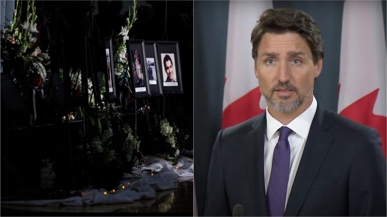 Iran Plane Crash Report Has Been Received By Justin Trudeau & He Shared This Message