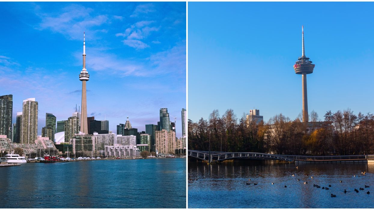 The CN Tower Has A Bunch Doppelgangers & They Are Located All Around The World (PHOTOS)