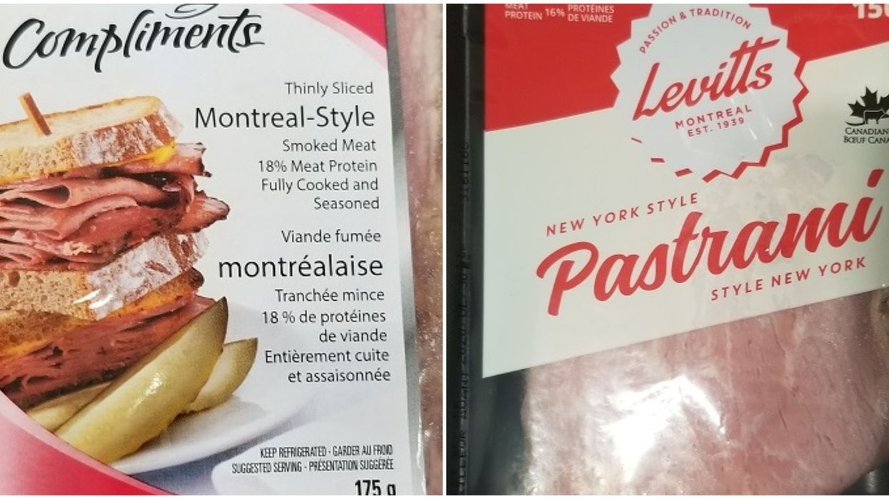 Even More Deli Meat Products Are Being Recalled In Canada Due To Listeria Risk