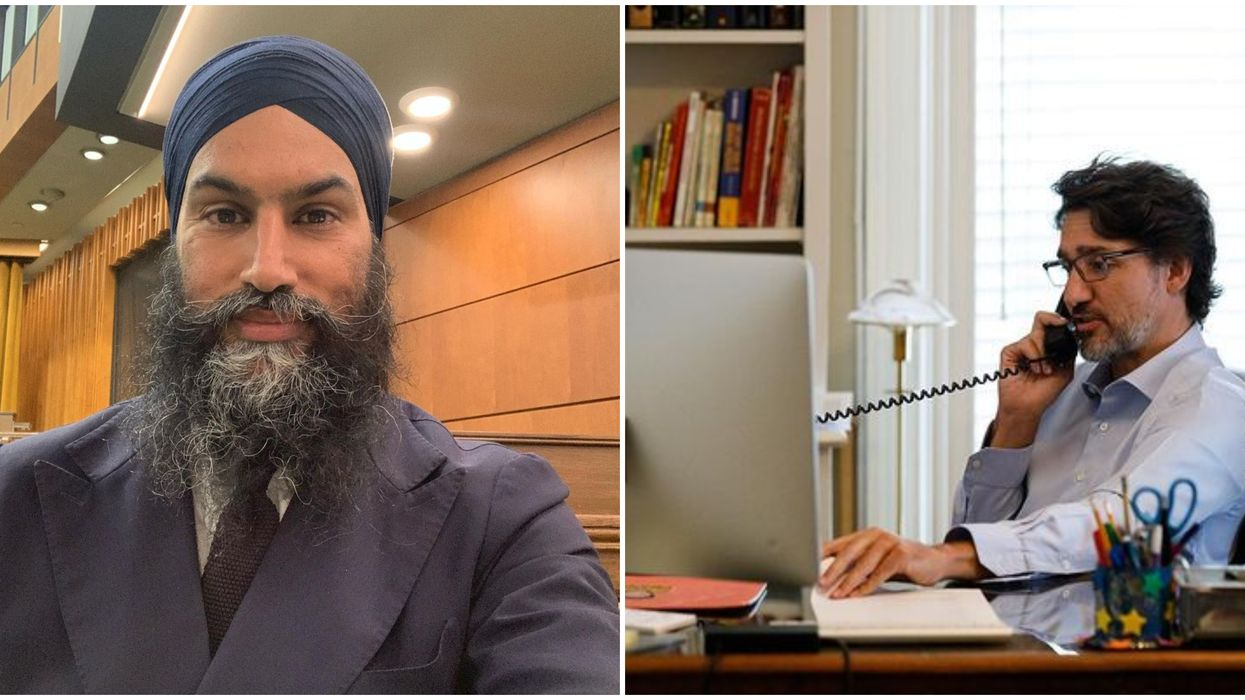 Paid Sick Days In Canada: Jagmeet Singh Is Calling For More As COVID-19 Cases Climb