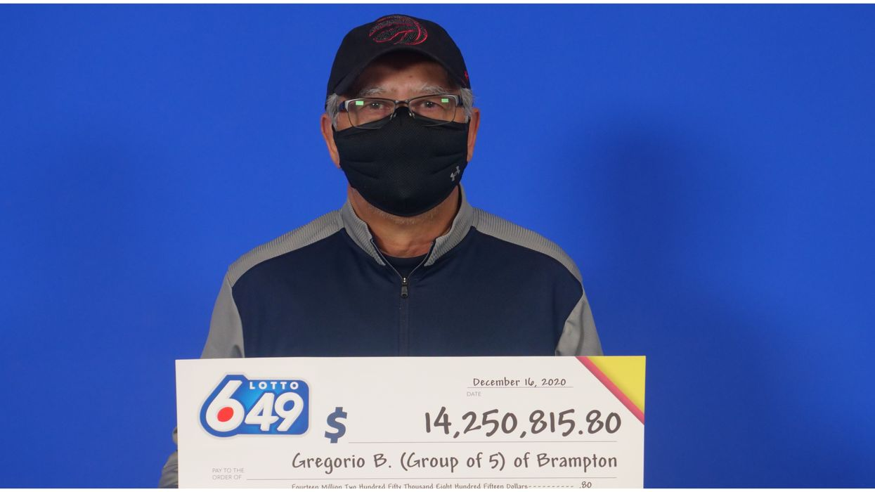 Lotto 6/49 Winners From Brampton Got The Winning Numbers From A Fortune Cookie