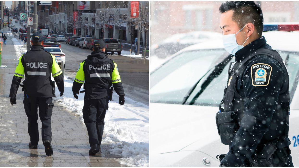 COVID-19 : Les policiers du Grand Montréal ont reçu plus de 20 000 appels de délation