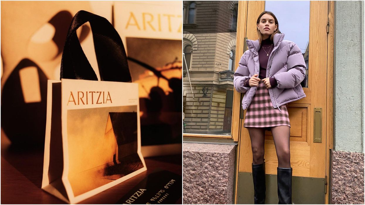 Aritzia's Boxing Day Sale Is Still On With Up To 50% Off Cozy Clothes For Winter