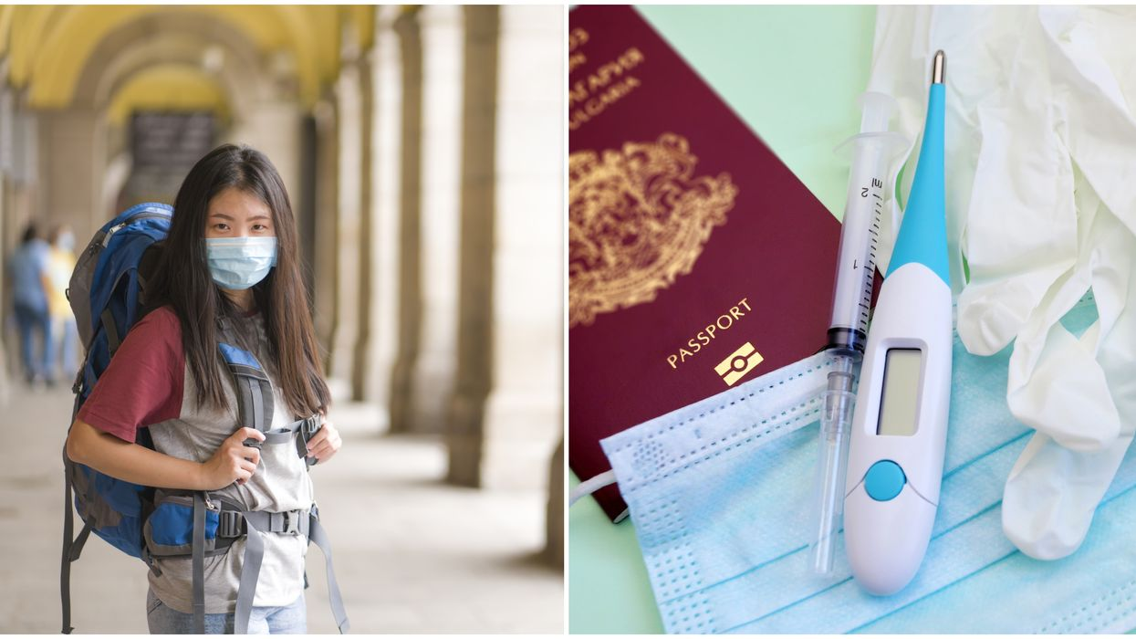 You May Need A 'COVID Vaccine Passport' If You Wish To Travel The World In 2021