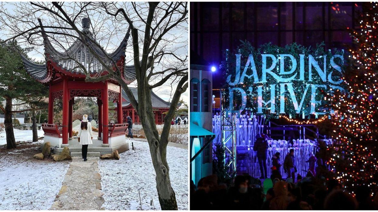 9 activités extérieures à Montréal cet hiver