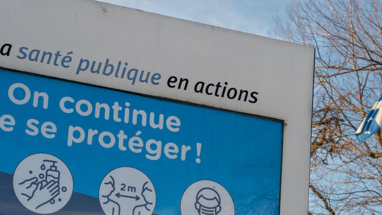 Nouveau variant COVID-19 : Un premier cas confirmé au Québec