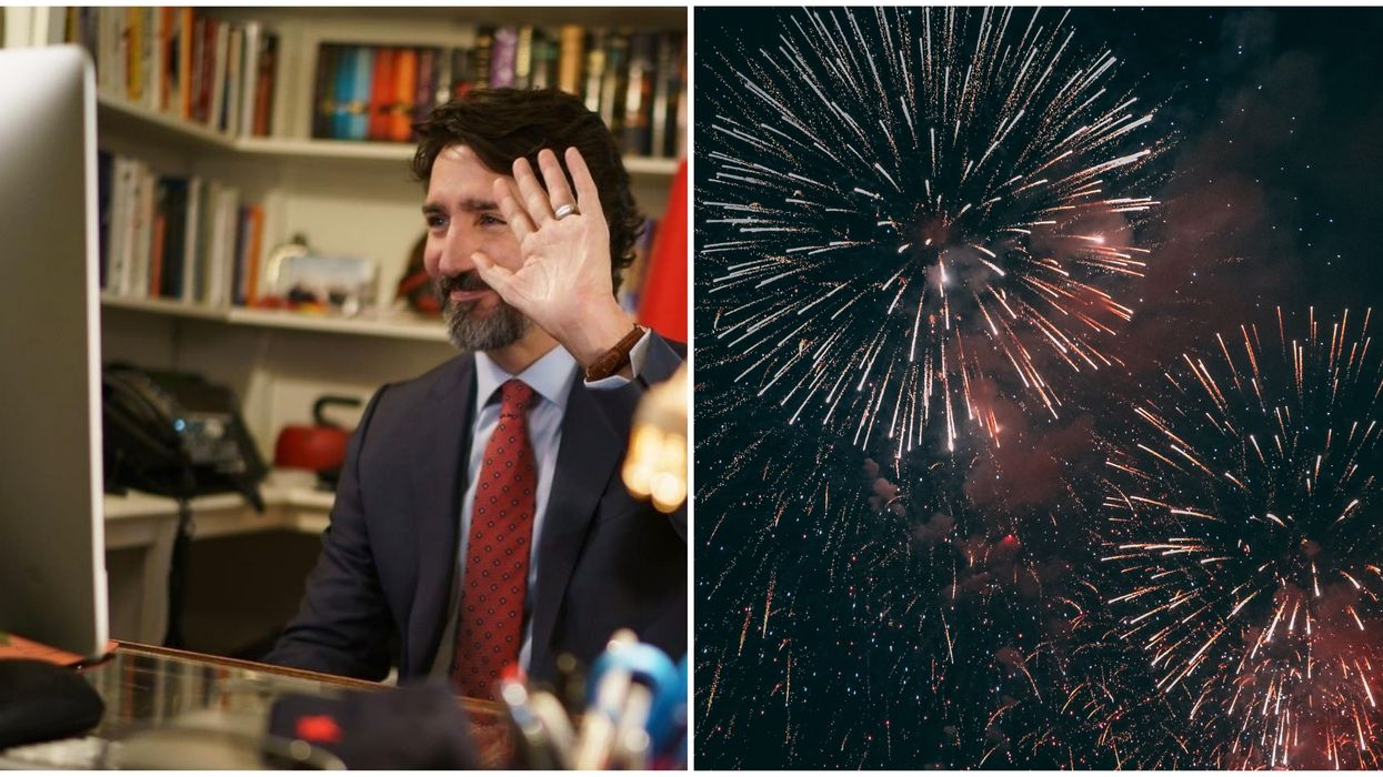 New Year's Eve In Canada For 2020 Should Be Celebrated Because We Deserve It The PM Said