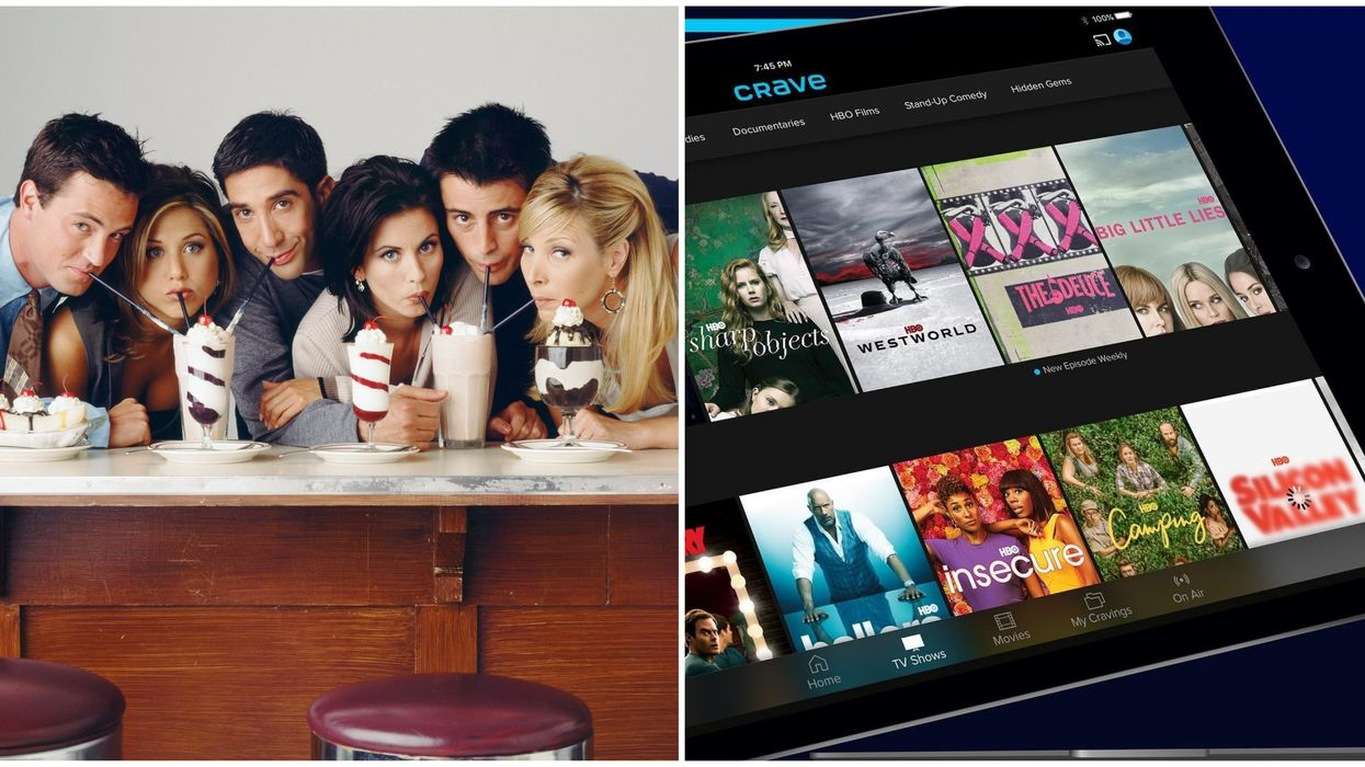 Friends On Crave: Here's What Subscription You Need To Watch The Show