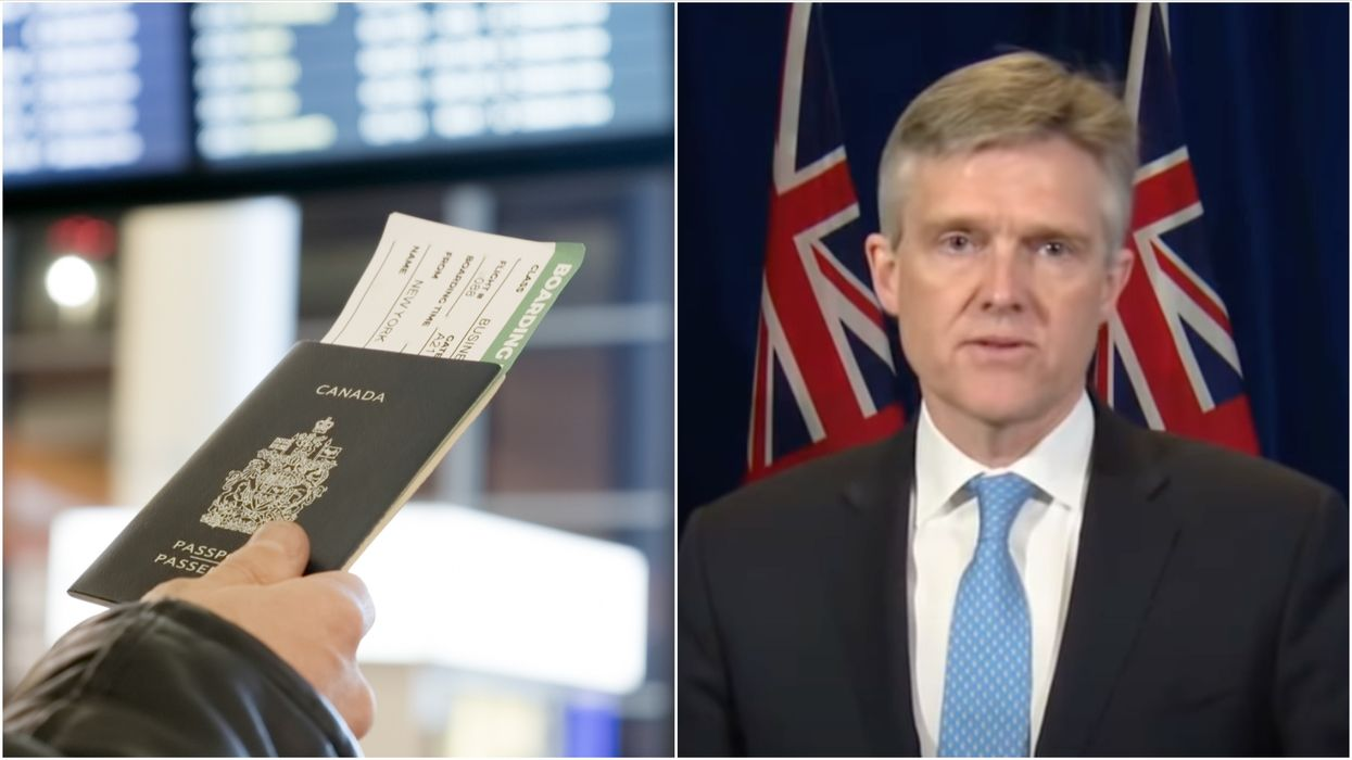 Canada's Politicians Keep Getting Busted For Travelling Abroad During The Pandemic