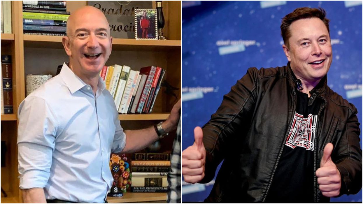 Richest People In The World: Two People Earned $217 Billion In 2020 Alone