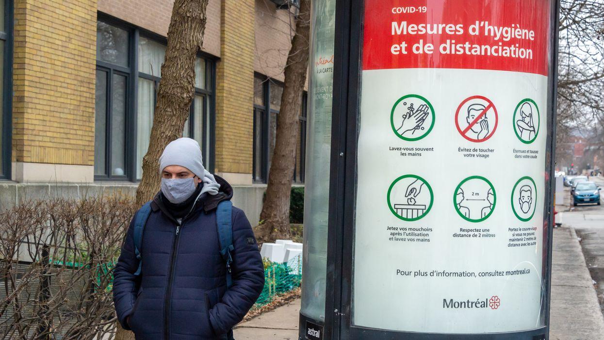 COVID-19: Voici les 6 arrondissements de Montréal les plus touchées actuellement