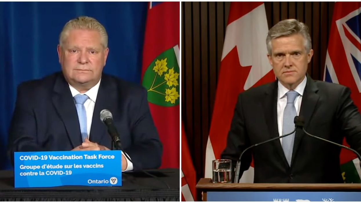 Ford Admits He Knew Phillips Was On Vacay & It Was A 'Mistake' Not To Order Him Back