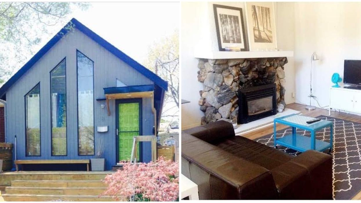 Toronto Home For Sale Is Selling For $700K & It's One Of The Cheapest In The City (PHOTOS)