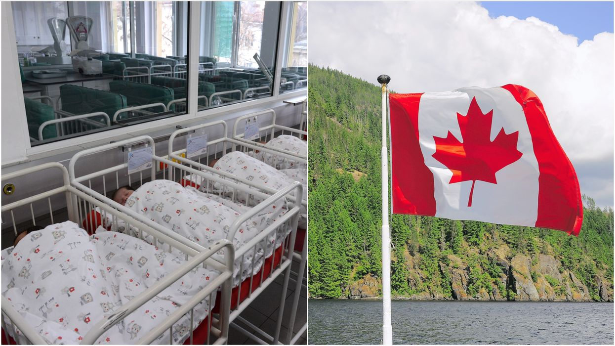 Canada's Top Baby Names Over The Last Few Years Were Different In Almost Every Province