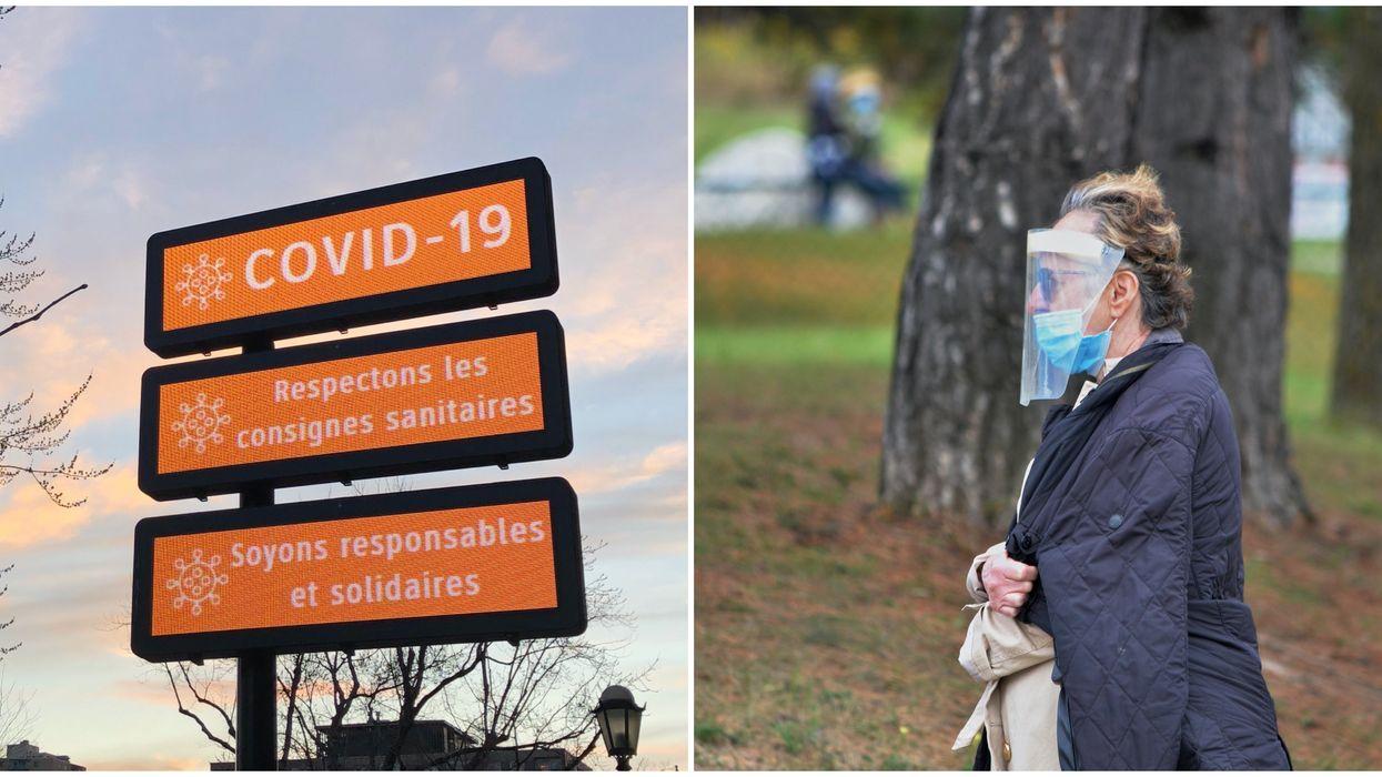 COVID-19: Le Canada franchit le cap des 600 000 infections et le tiers sont au Québec