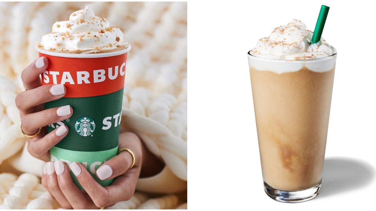 New Starbucks Drinks In Canada Released Today