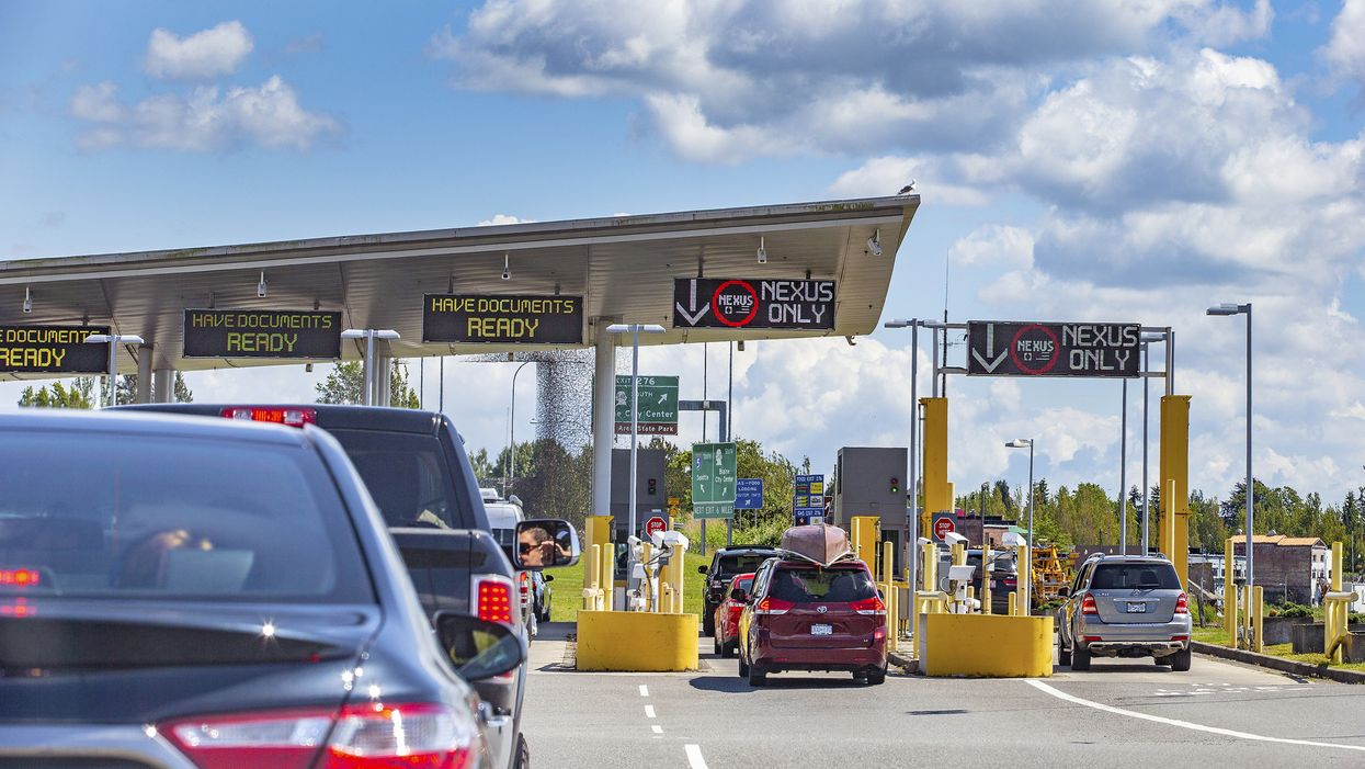 A Guy Got Arrested At The Canadian Border For Faking Documents To Visit His Girlfriend