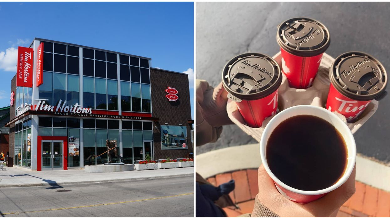 Tim Hortons Coffee Is A New Roast & You Can Get It Across The Country Now