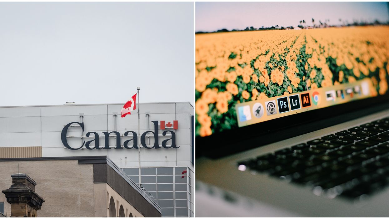 Public Services and Procurement Canada Is Hiring A Desktop Publisher & It Pays Up To $67K