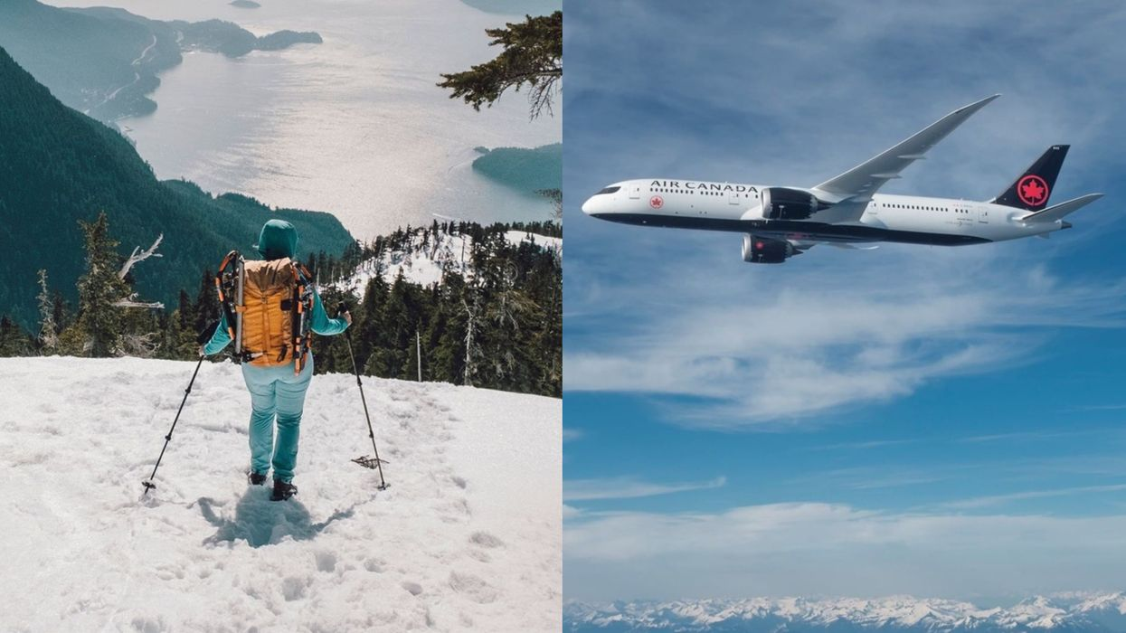 Air Canada Has Been Accused Of Using Influencers To Promote Travel Deals During COVID-19