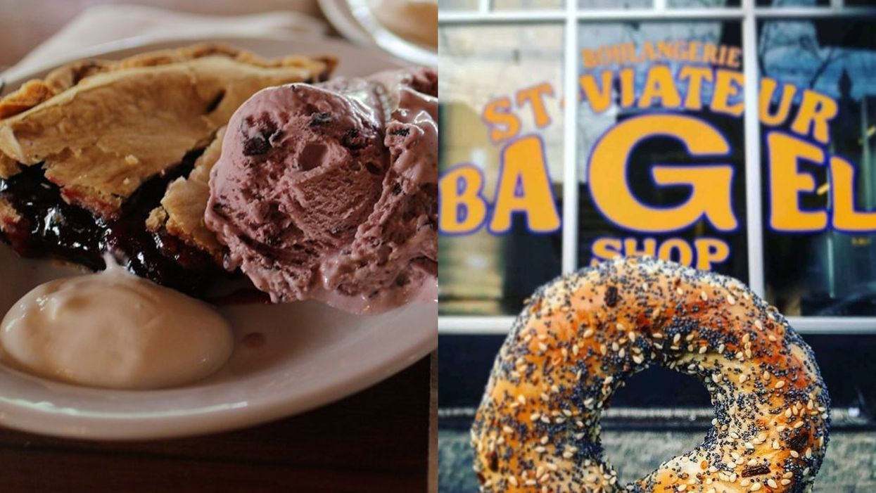 Iconic Foods From Across The Country That Every Canadian Needs To Try At Least Once