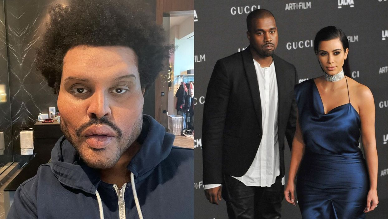 2021 Drake The Weeknd Kim Kardashian Kanye West Tanya Roberts D.C. Riots Capitol Protests Jeffree Star