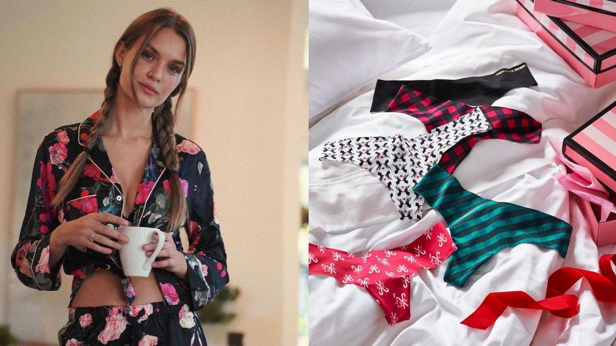 Vente Victoria's Secret : Jusqu'à 60% de rabais en ligne
