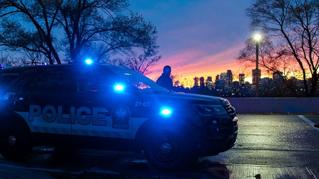 Couvre-feu à Montréal : 17 amendes remises lors d'une manifestation ce samedi soir