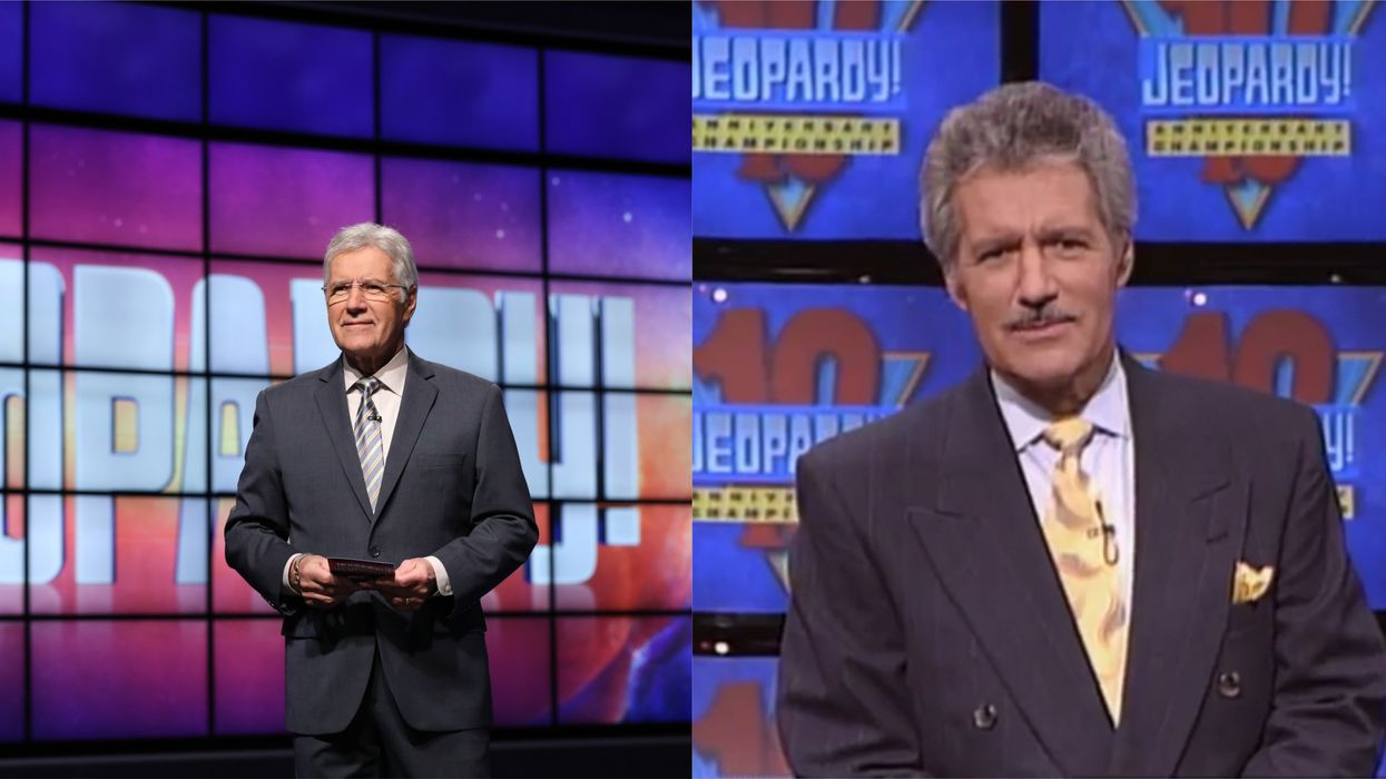 Alex Trebek Tribute From Jeopardy Includes His Funny Moments From Throughout The Show