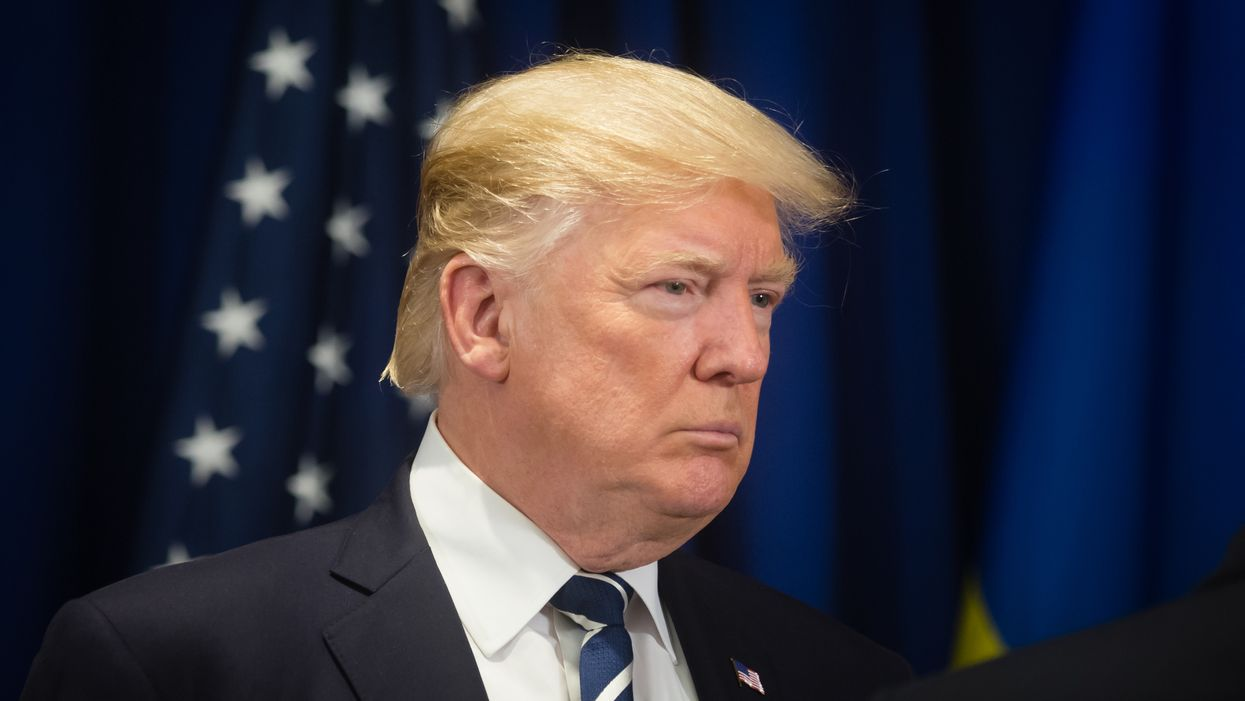 Trump's Term Seemingly 'Ended' Early Thanks To A State Department Employee