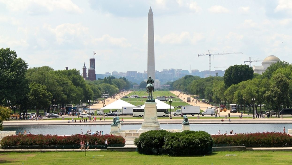 Capitol Rioters Have Ruined DC Sightseeing For The Next Two Weeks