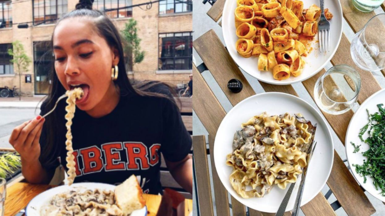 Toronto's Best Takeout Spots For A Date Night According To Locals