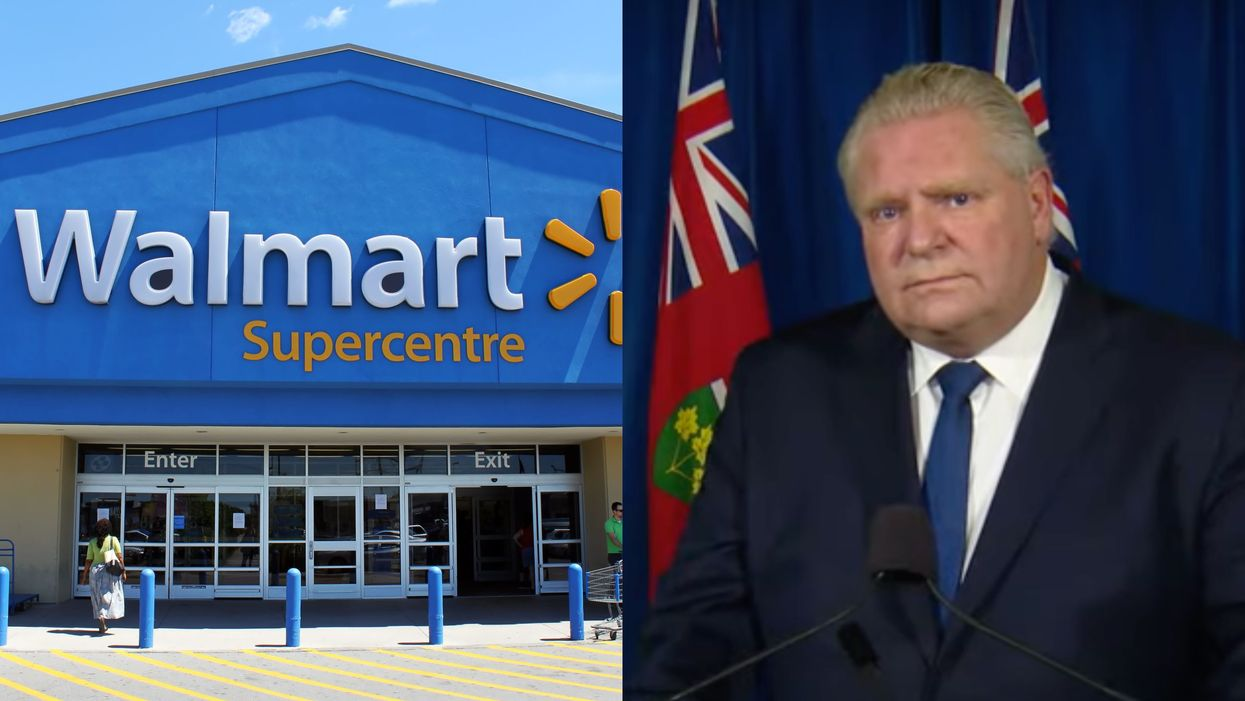 Doug Ford Is Cracking Down On Big Box Stores 'Like An 800 lb Gorilla'