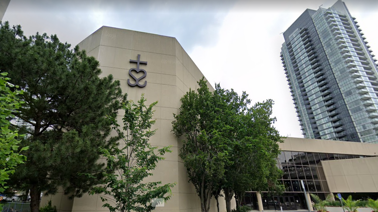 Toronto Catholic District School Board Removed The LGBT YouthLine From Its Resources