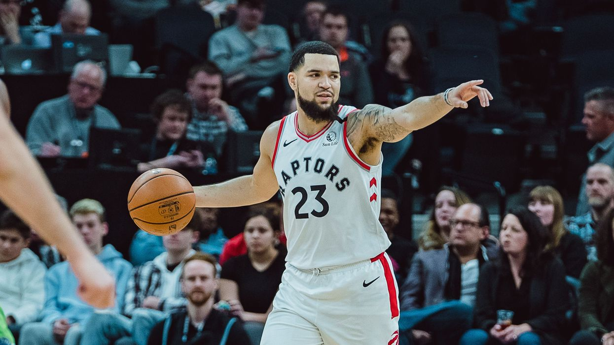 The Toronto Raptors' VanVleet Supposedly Told A Fan To 'Shut Up' And Mask Up During A Game