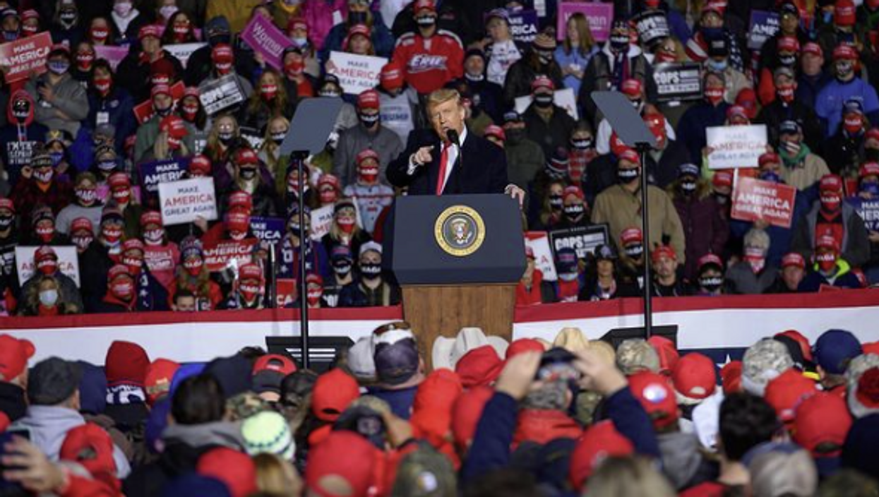 Trump Supporters Are Flocking to These Social Media Platforms Following Shutdowns
