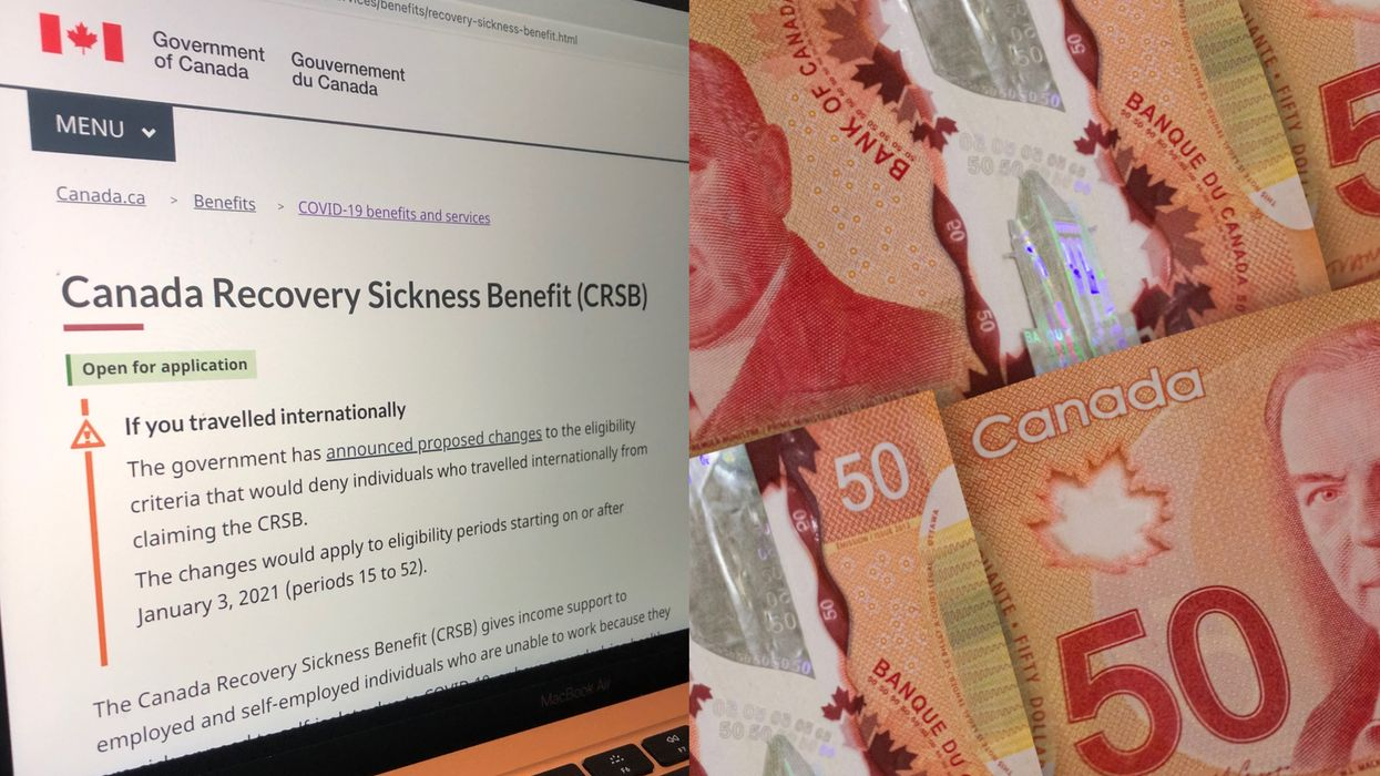 CRSB Eligibility Will Be Updated But You Can Still Get Money If You Get COVID-19