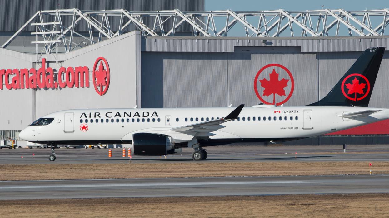 Air Canada réduit ses services en 2021 et plusieurs vols du Québec sont annulés