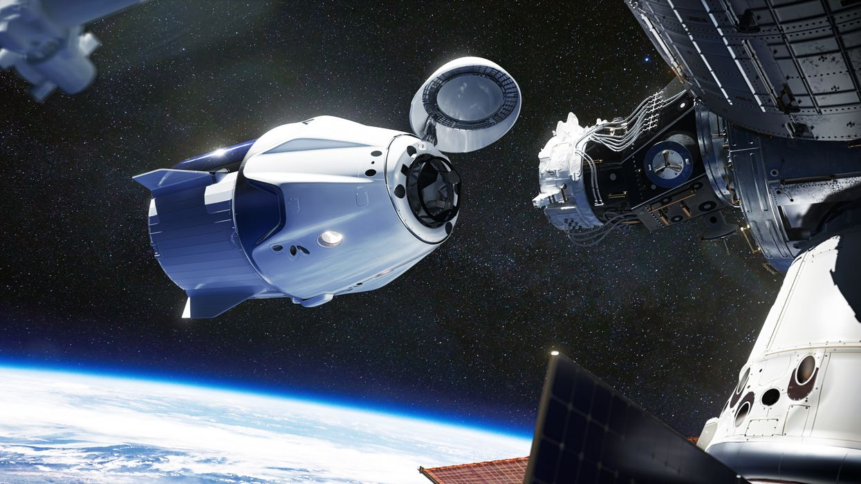 Space Wine Bordeaux France Spacex Dragon