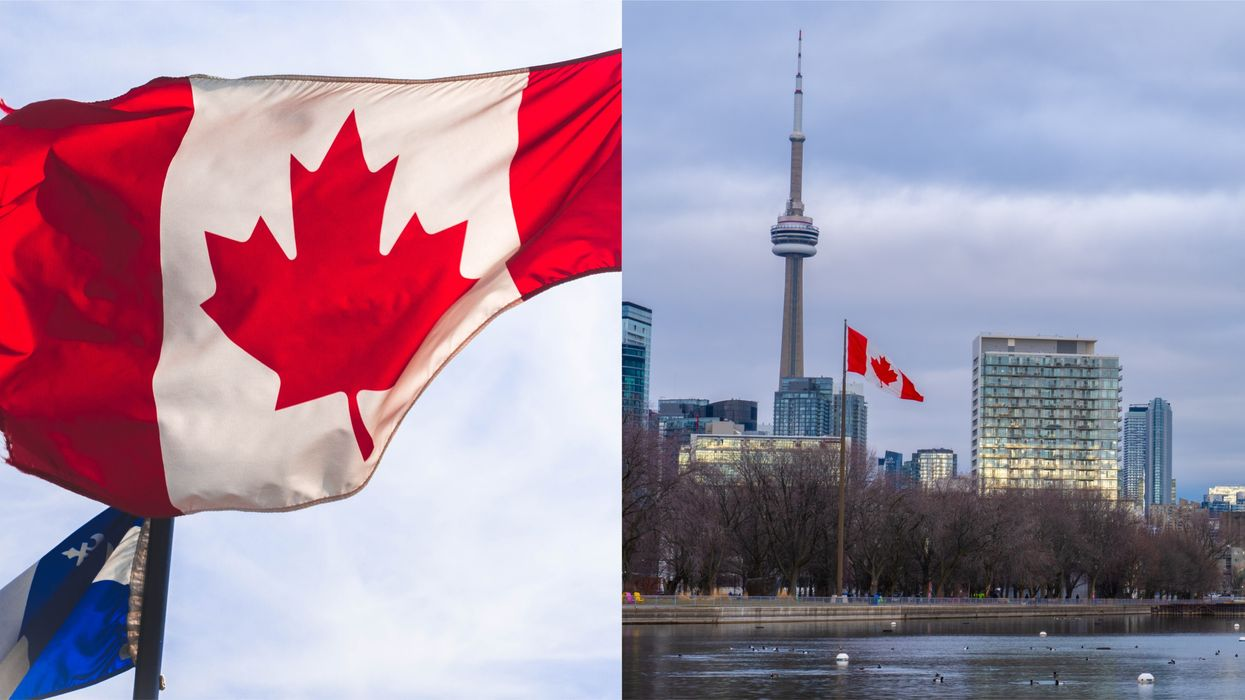 Canada's Population Is Now At An All-Time High But Major Cities Are Seeing Record Losses